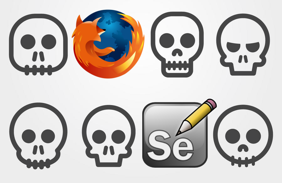There's no more support for Selenium IDE in Firefox