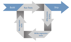 regression testing definition of a process